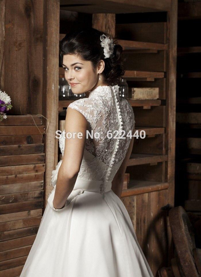 Erfreut Einzigartige Brautkleider Mit Farbe Bilder - Brautkleider ...