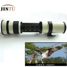 2017 JINTU 420-800mm F/eight.Three-F16 HD MF Telephoto Zoom Digicam Lens Package for NIKON DSLR D3 D3S D3X D300S D700 D80 D90 D5200 D5300