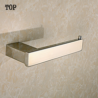 stainless steel paper holder paper towel holder toilet paper holder