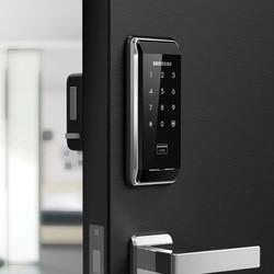SAMSUNG Ezon SHS-2920 Digital Keyless Electronic Keypad Deadbolt Door Lock+6 Key Card