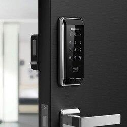 SAMSUNG Ezon SHS-2920 Digitale Keyless Elektronische Tastatur Riegel Türschloss + 6 Schlüssel Karte