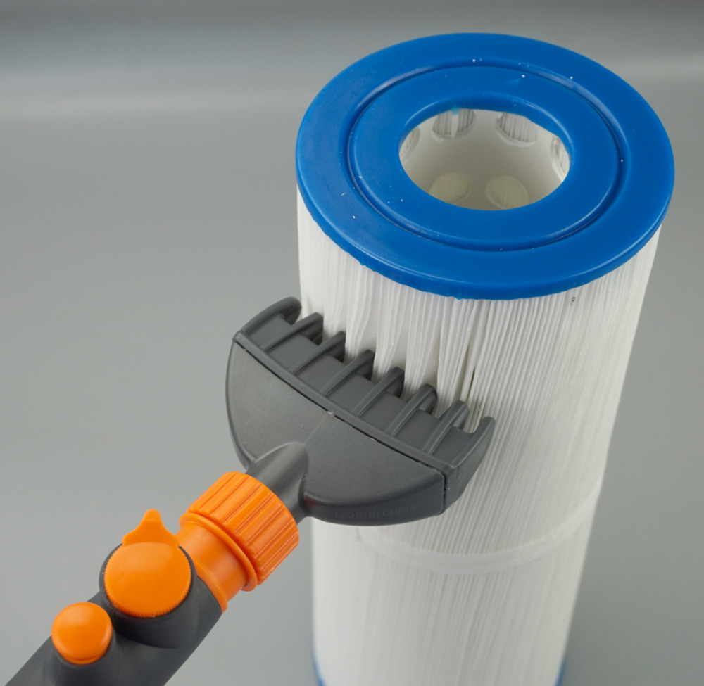 Water Filter Voor Zwembad Filter Jet Cleaner Zwembad Hot Tub Spa Water Wand Cartridge Hand Held