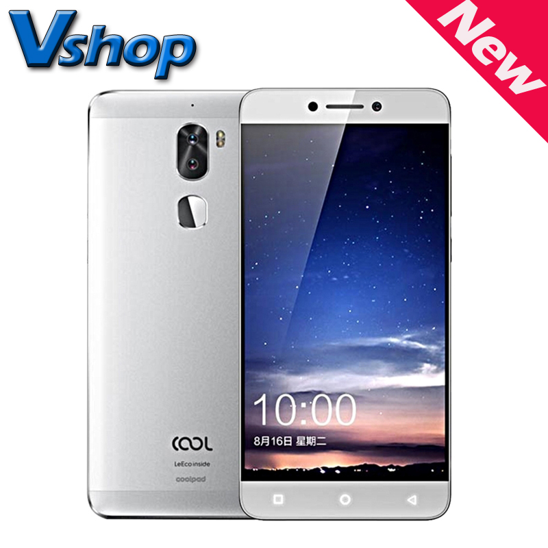 Letv Coolpad Cool 1 dual Snapdragon 652 4G LTE Mobile Phone 3GB RAM 32GB ROM Octa Core 13MP Dual Back Camera 5.5 inch Cell Phone