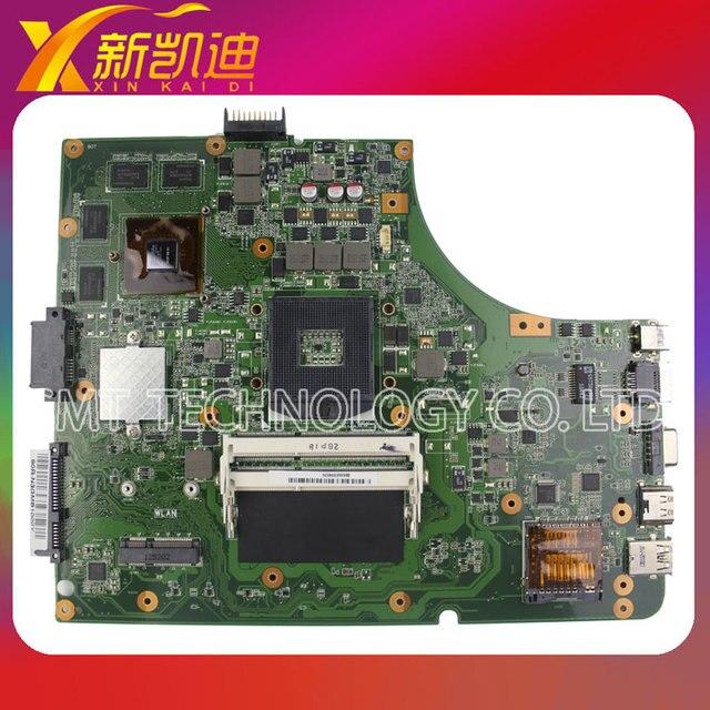 Для Asus K53SV K53SM системная плата материнская плата 8 memory laptop mainboard rev 3.1 GT 540 М с 2 ГБ DDR3 RAM тест хорошо бесплатная доставка корабль