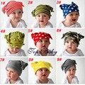 Acessórios chapéu do bebê crianças Cap para menino / menina crianças cabeça chifres gorros de algodão do bebê foto adereços chapéus crânio elsstic