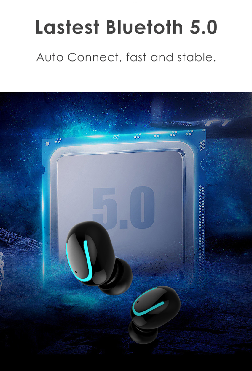 Aimitek Q32 TWS Bluetooth 5.0 Earphones-10