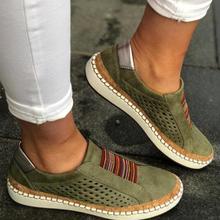 Женская обувь на плоской подошве; сезон весна-осень; слипоны; дышащие женские лоферы в стиле Харадзюку; винтажные женские кроссовки; удобная обувь; zapatos mujer