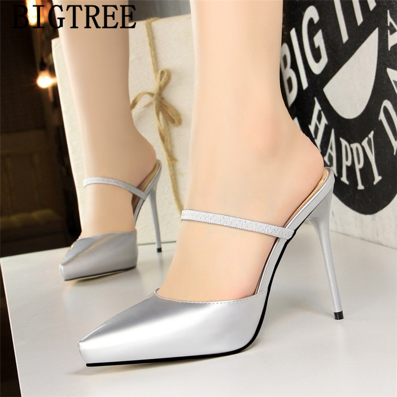 Bigtree Plataforma Sexis Mujer Charol Sandalias Zapatos De Fiesta bfI7vYgym6