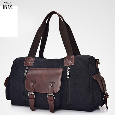 2017 Fashion Big Women Canvas HAND Bag Ladies Shoulder Bags Handbags Women Famous Brands MEN Large Captain Casual Tote Bags Sac european and american style fashion lady genuine leather handbags women famous brands large captain casual tote bags sac a main