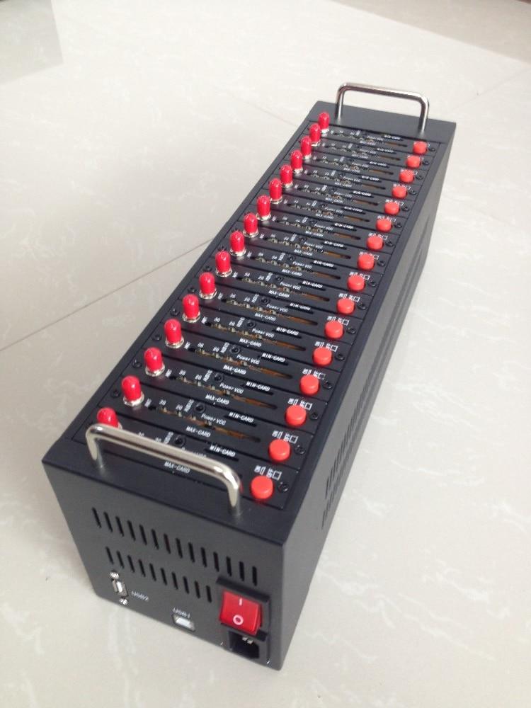 3g 16 port gsm wavecom modem wcdma 3g modem 16 ports 3g sms modem pool