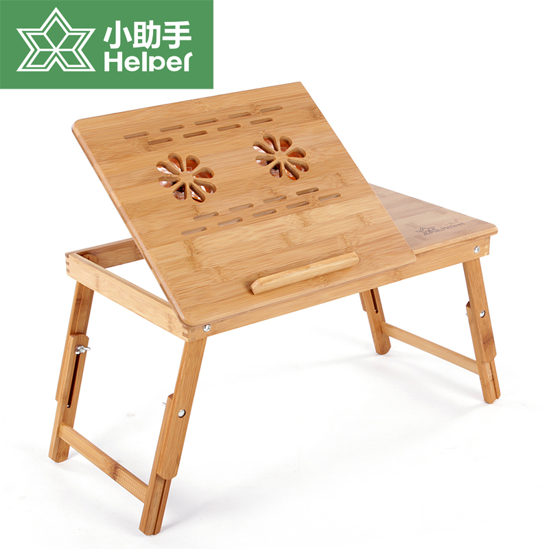 Modern Minimalist Laptop Bed Desk Folding Table Lifting Bamboo Fan  Minimalist Ikea Desk In Computer Desks From Furniture On Aliexpress.com |  Alibaba Group