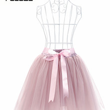 b467ac7cc8a6b Buy light pink tulle skirt and get free shipping on AliExpress.com