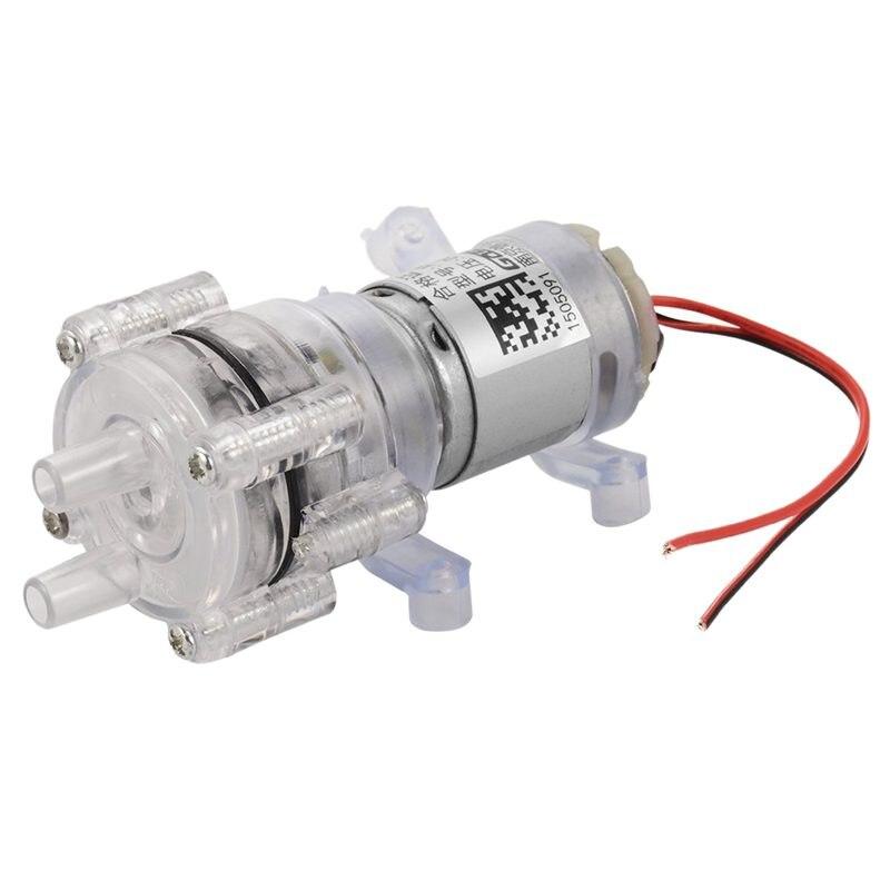 centrifugal pump Brushless pump circulating dc water pump Continuous food operation Mini 24V DC TE445