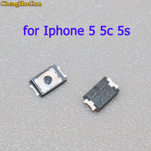 цены на ChengHaoRan 50 pcs  for Iphone 5 5s 5c New Power Volume Switch Key Button replacement  в интернет-магазинах