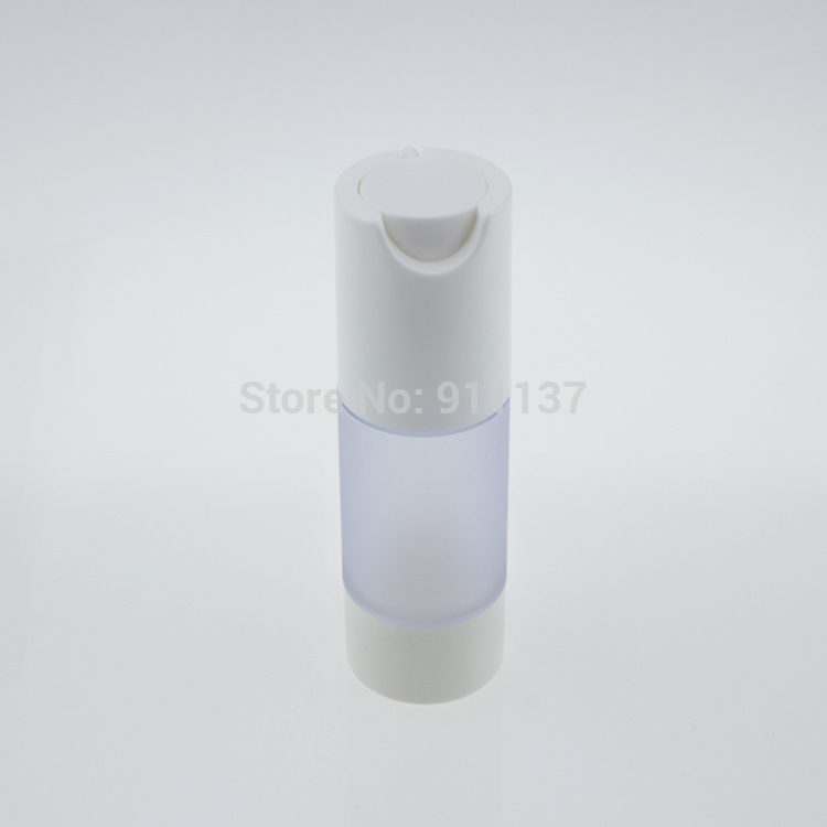 Za213 Frost 30ml Airless Pump Bottle Manufacturers Pp 30