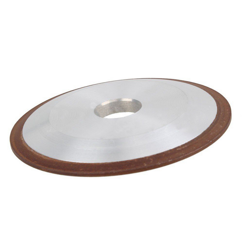 цена на 4 150 Grit Diamond Grinding Wheel Resin Diamond Grinding Wheel Grinding Disc for Abrasive Tool Saw Blade 100*20*5mm