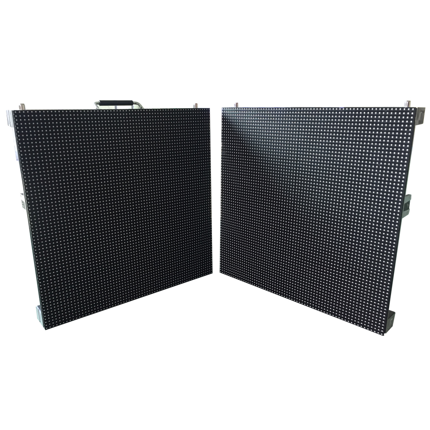 High Quality Super Bright Waterproof Outdoor LED Display P8 SMD3535 512X512mm Die Casting Aluminum Cabinet Led Screen Billboard