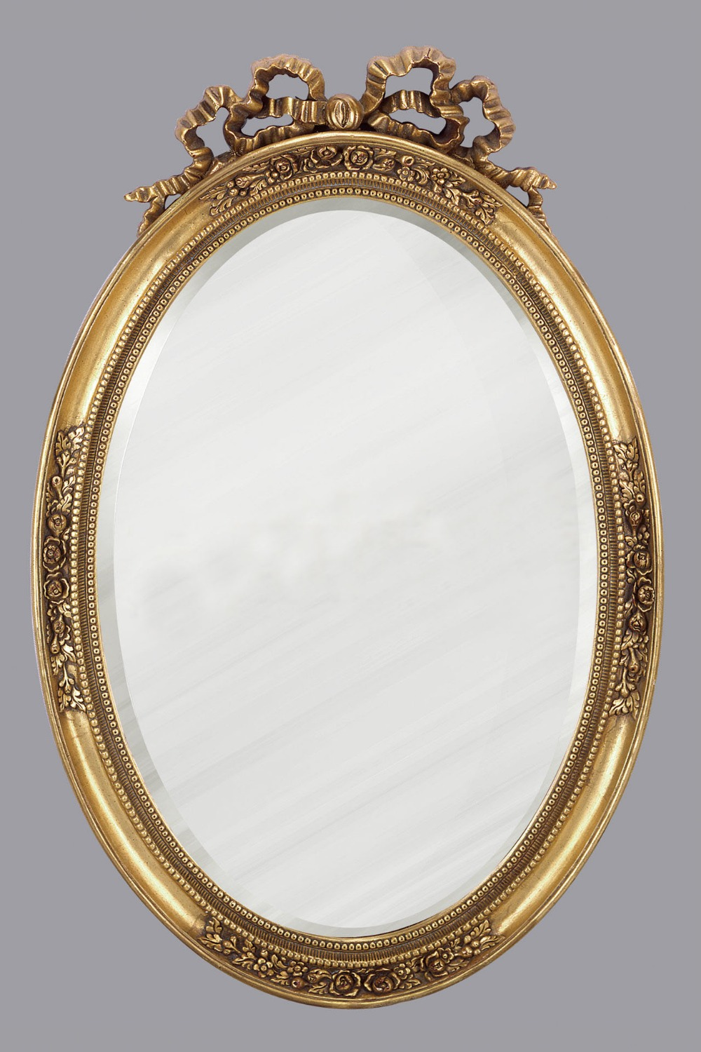 2016 new hotel wall mirror resin classic wall mirror large for Fancy oval mirror