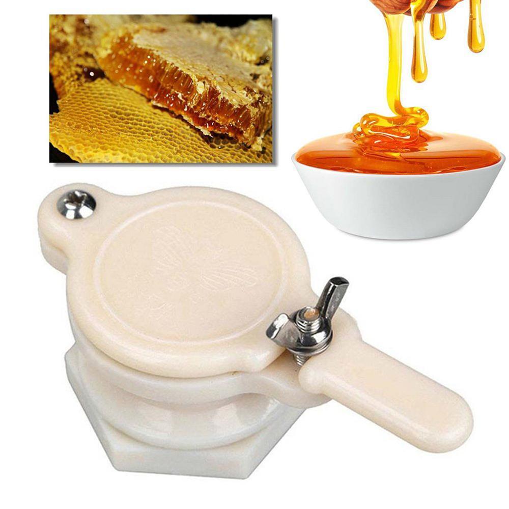 Plastic Bee Honey Tap Gate Valve Beekeeping Extractor Bottling Equipment Tool