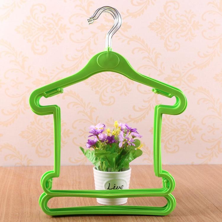 Hangerlink Stil i Ri Petite plastike e varur për foshnje, fëmijë, - Magazinimi dhe organizimi në shtëpi - Foto 5