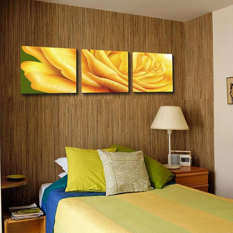 Modern Canvas Wall Art Sets Of 3 Crest - Wall Art Design ...