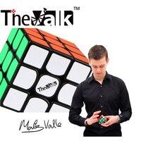 Valk 3 Valk3 мощность м Мини Размер куб 3x3 Скорость Магнитный куб Mofangge qiyi соревнования кубики игрушка WCA головоломка волшебный куб магнитами