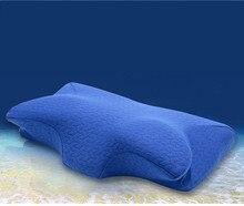 60*32 سنتيمتر العظام اللاتكس العلاج الطبيعي وسادة انتعاش بطيء رغوة الذاكرة النوم الرقبة وسادة عنق الرحم الصحة الألم الإفراج وسادة