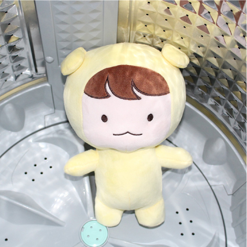 Kpop EXO XOXO Baekhyun Plush Stuffed Doll Cute Clothes Mickey Cosplay Gift Be