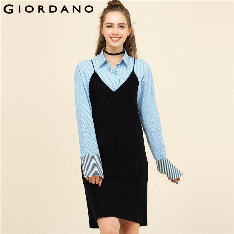 815bb73685 Buy giordano ladies dress and get free shipping on AliExpress.com