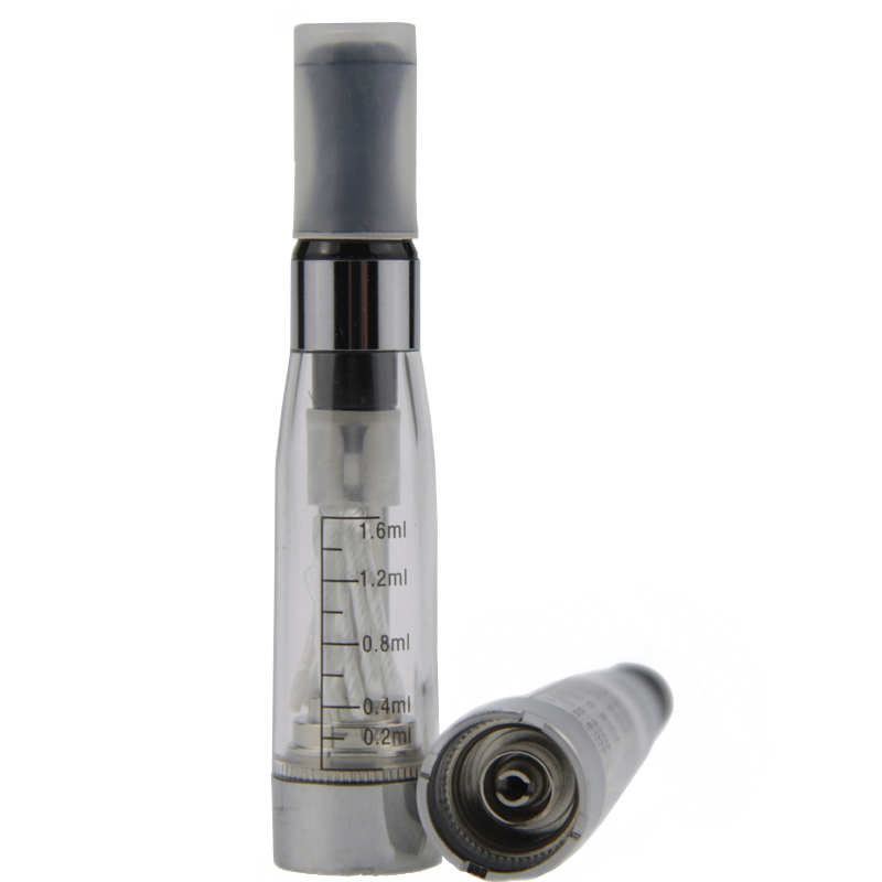 10pcs/lot CE4 Clearomizer 1.6ml High Quality No Leaking Cheapest CE4 Vaporizer electronic cigarette CE4 Atomizer (10*CE4)