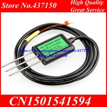 Soil-Moisture-Sensor RS485 Output-Voltage Modbus 4-20ma 0-10V 0-5V 0-2V Volume 100%Range