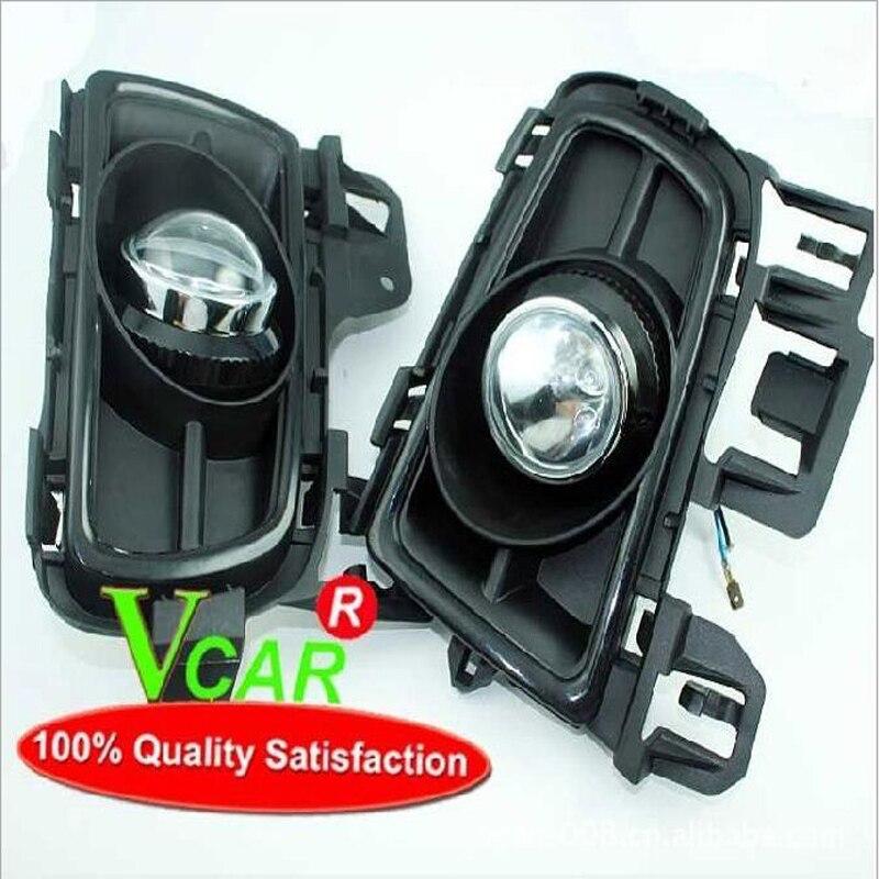ФОТО Hireno Car Fog lights for Mazda6 Mazda 6 2006 2007 2008 2009 2010 Cable Harness Halogen fog Lamp switch control Set 2Pcs