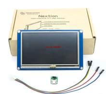 Nextion 4.3 HMI Smart USART UART szeregowy dotykowy moduł panelu wyświetlacza LCD do zestawów Raspberry Pi 2 A + B + ARD