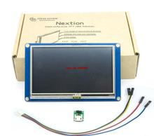Nextion 4.3 HMI אינטליגנטי חכם USART UART סידורי מגע TFT LCD פנל תצוגת מודול לפטל Pi 2 + B + ארד ערכות