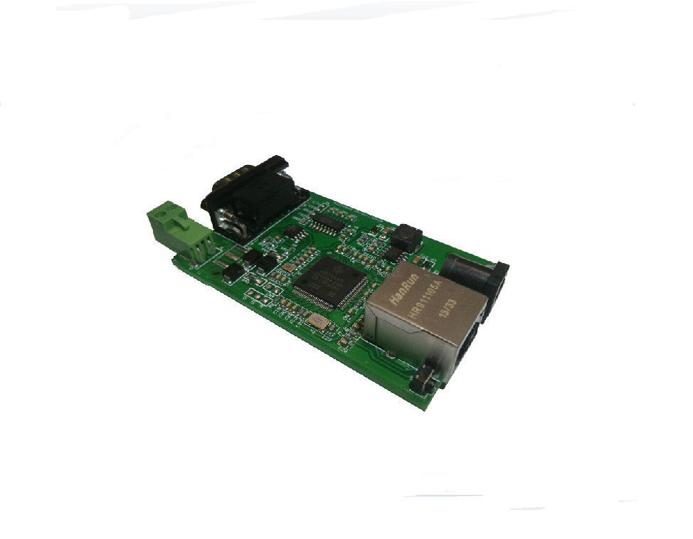 Industrial Device Server | Serial RS232/485 Ethernet switch module | modbus tcp hightek hk 8116b industrial 16 ports rs485 422 to ethernet converter ethernet to serial device server