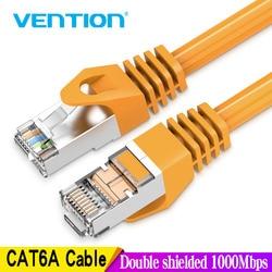 Vention Ethernet кабель RJ45 Cat 6a Lan кабель UTP RJ 45 сетевой кабель для Cat6 совместимый патч-корд для модема маршрутизатор кабель 1 м 5 м