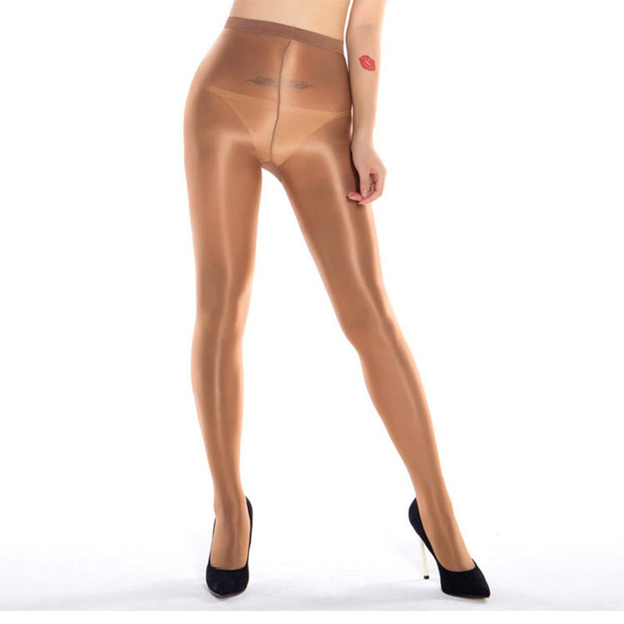 17ecd56520f 2018 Women s Shiny Pantyhose Elastic Shinning Glitter Tights For Women Sexy  Collants Femme Opaque Tights Lady