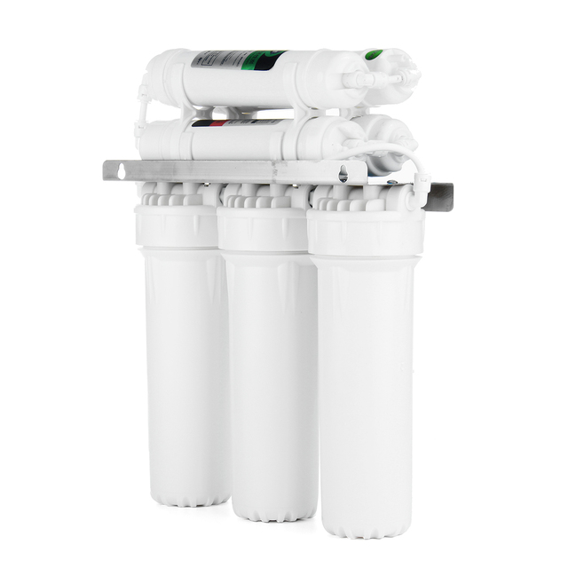 7 drinking water filter uf ultrafiltration system home kitchen purifier water filters system with faucet valve water pipe