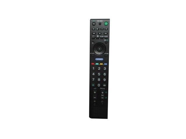 รีโมทคอนโทรลสำหรับ Sony KDL 22BX325 KDL 32BX325 RMYD072 KDL 32BX310 KDL 33EX343 KDL 26BX300 KDL 32BX300 Bravia LCD HDTV TV