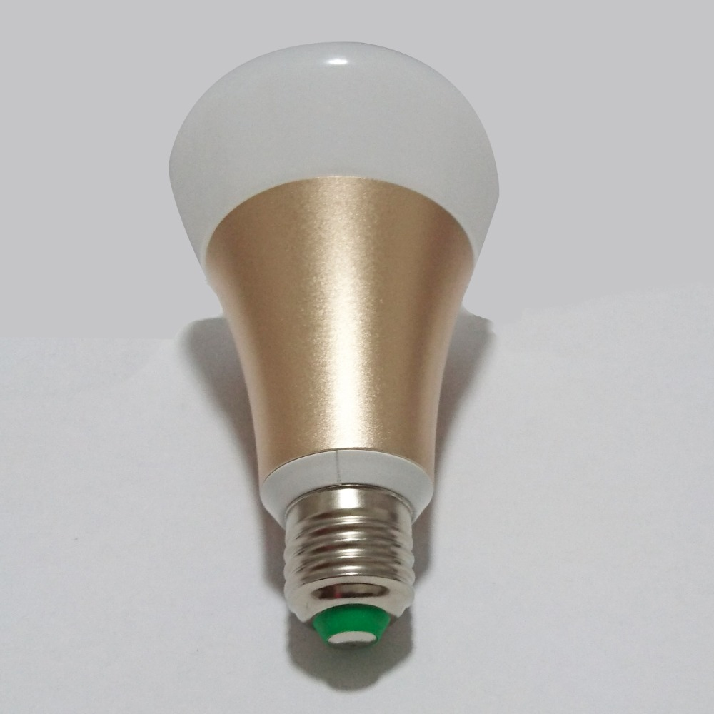 9W RGB+CCT  dimmable brightness adjustable led bulb light work with 2.4G RF remote or WIFI led controller  APP aluminum led bulb john scott rebecca ford insight guides great breaks york