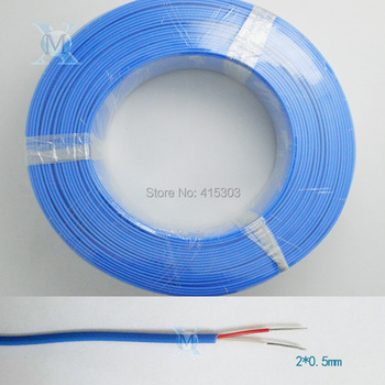 Teflon thermocouple temperature measuring wire