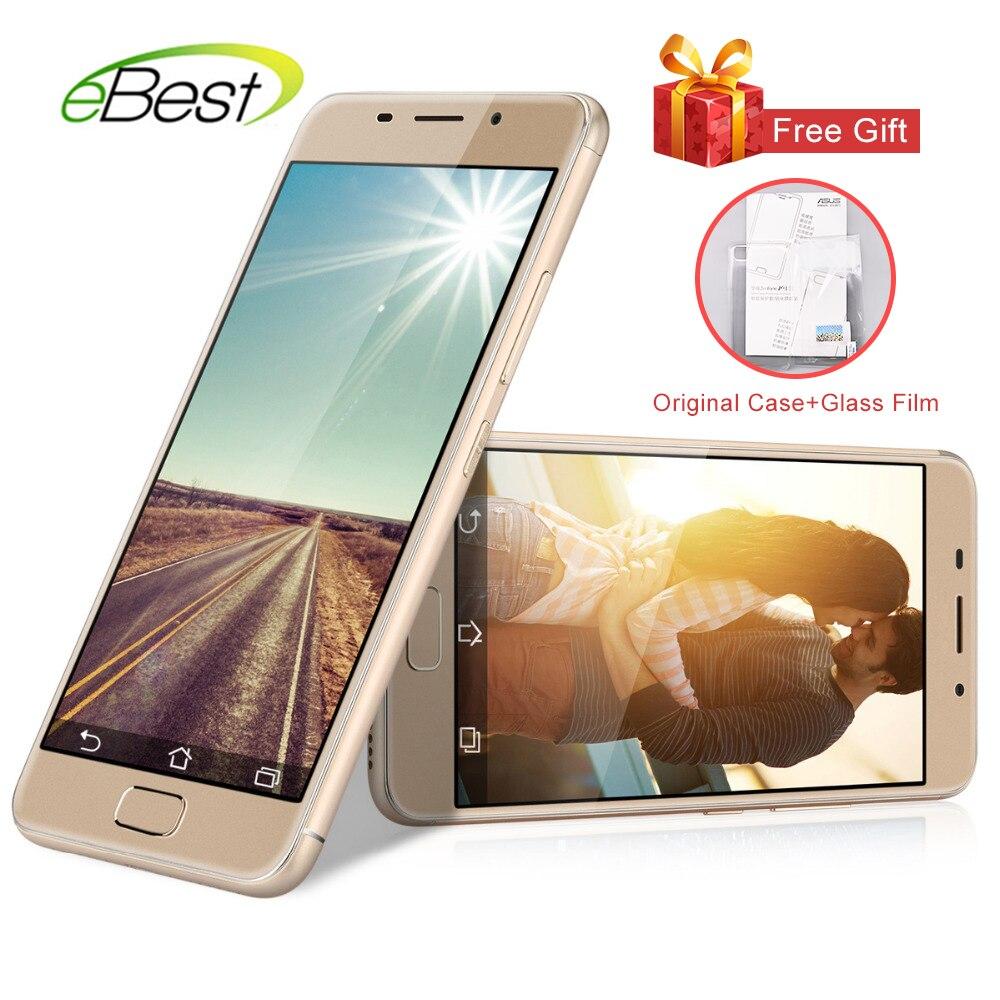 ASUS Zenfone Pegasus 3s Max ZC521TL Smartphone 5 2'' 3GB 64GB 5000mAh  MT6750 Octa Core Fingerprint ID Touch Android Cell Phone