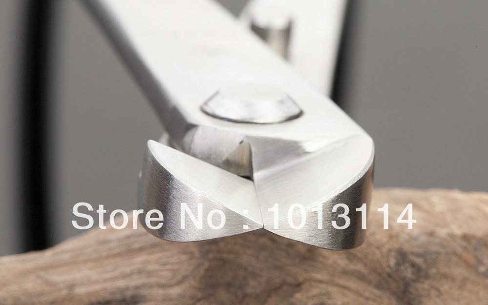 Obcinak do drutu 205 mm mistrzowski poziom jakości 5Cr15MoV - Narzędzia ogrodnicze - Zdjęcie 6