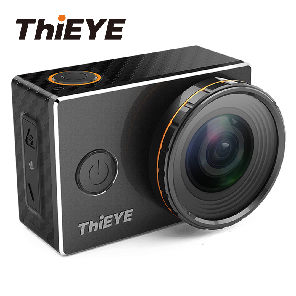 ThiEYE V6 4K Action Helmet Camera Wifi 2 0 Screen Underwater 60m Diving Cam Go Extreme