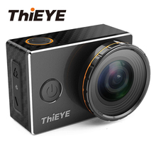 ThiEYE V6 4K Action Helmet Camera Wifi 2.0'' Screen Underwater 60m Diving Cam Go Extreme Sports waterproof Camera