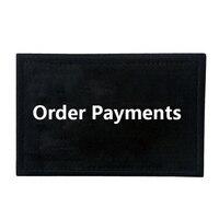 Оплата заказа за патчи