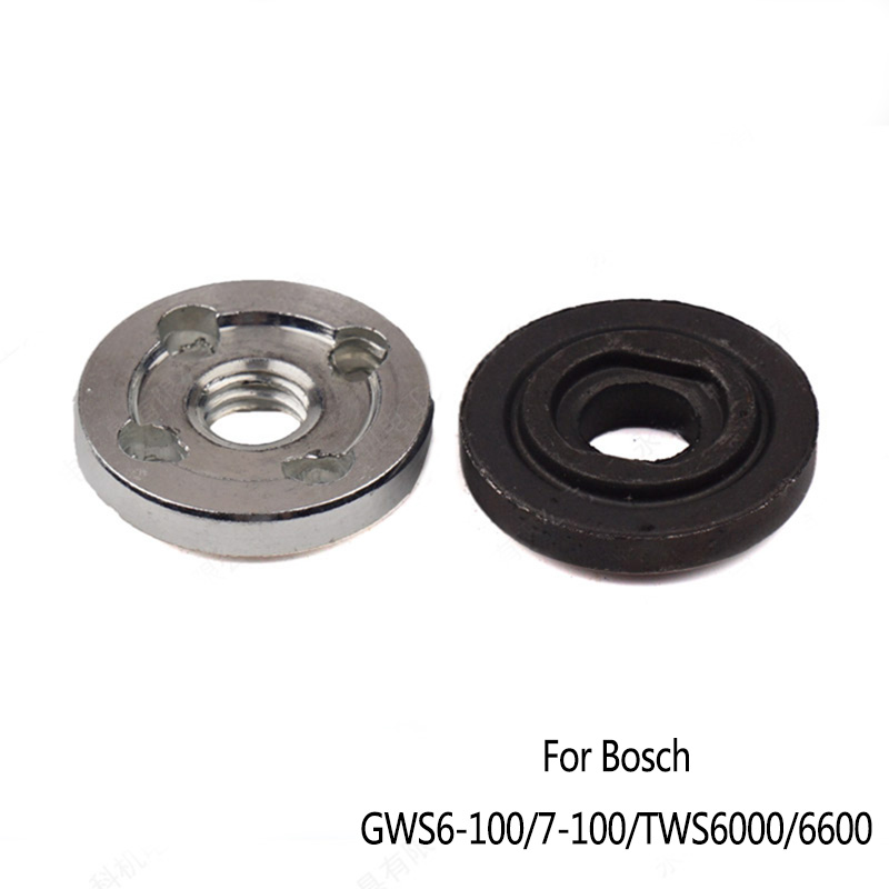 все цены на Replacement  Electric Angle grinder Splint/pressure plate/platen for Bosch GWS6-100/7-100/TWS6000/6600,High quality ! онлайн