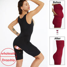 Slimming underwear  waist trainer women lingerie butt lifter tummy body shaper control panties shapewear in bodysuit shapers