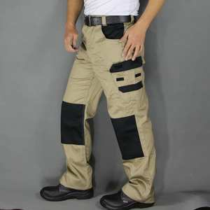 CCGK Mens work safety Military Trousers Overalls Pants