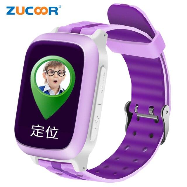 DS18 Смартфон Часы Ребенок Наручные Часы Анти-Потерянный GPS WiFi Tracker часы Для Детей SOS Sim-карты Smartwatch Для iOS Android дети